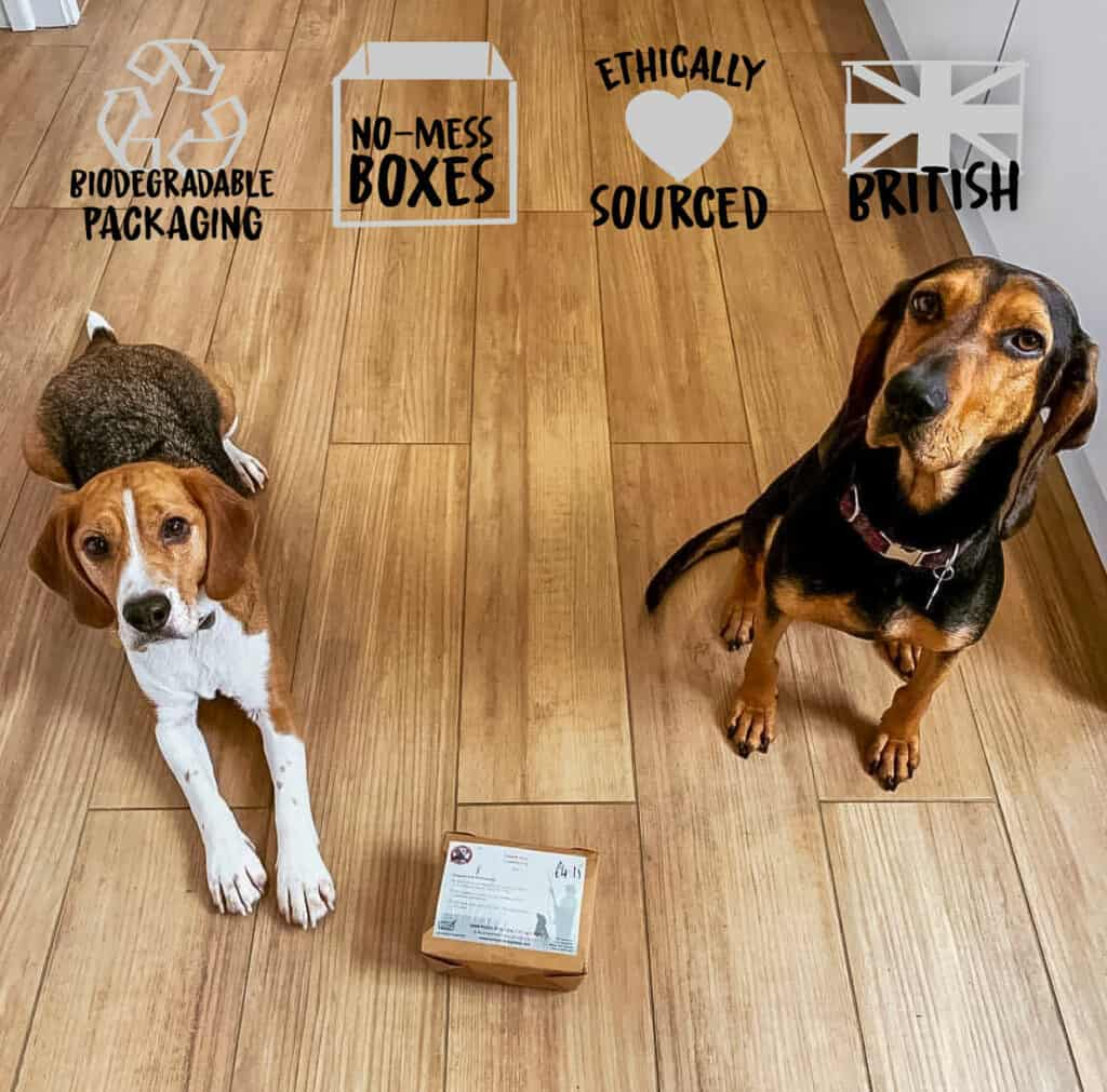 Henley Raw Dog Food Customers