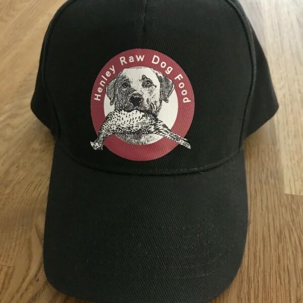Henley Raw Printed Baseball Cap